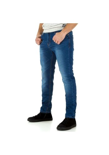 Neckermann heren jeans blauw KL-H-ED062