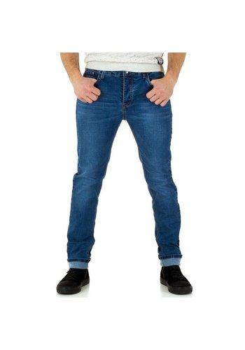 Neckermann heren jeans blauw KL-H-ED029