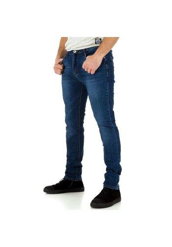 Neckermann heren jeans blauw KL-H-D72