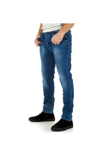 Neckermann heren jeans blauw KL-H-D29