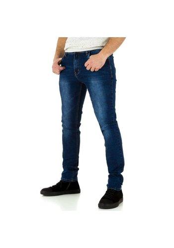 Neckermann heren jeans blauw KL-H-D109