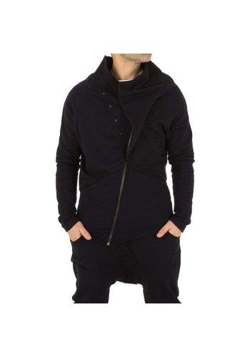 Neckermann heren sweater zwart KL-H-VSS-A2