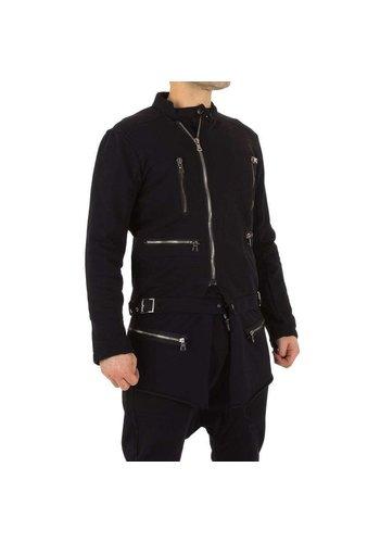 Neckermann heren sweater zwart KL-H-VSS-A1