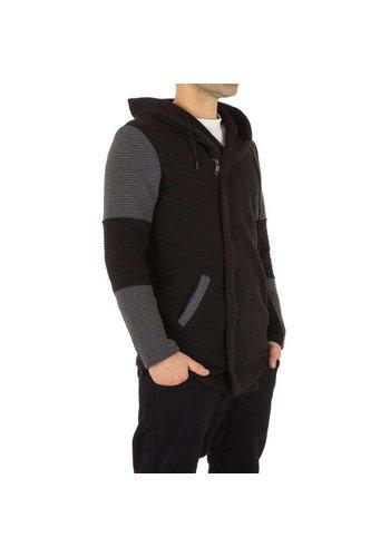 Neckermann heren jacket zwart KL-H-UY262