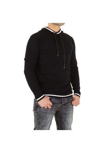 Neckermann heren pullover zwart KL-H-UM-5