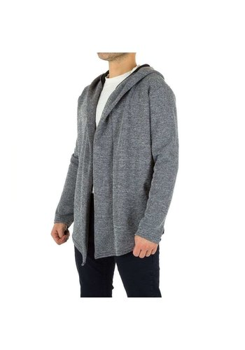 Neckermann veste pour homme gris KL-H-A774-U