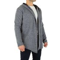 veste pour homme gris KL-H-A774-U