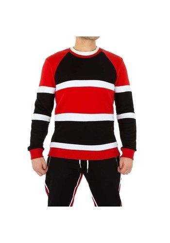 Neckermann Herren Sweatshirt von Uniplay - red