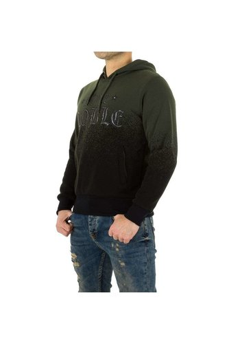 Neckermann Herren Sweatshirt von Urban Boy - armygreen