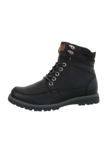 Neckermann heren boots zwart EL0257