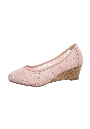 Neckermann dames pumps roze 330