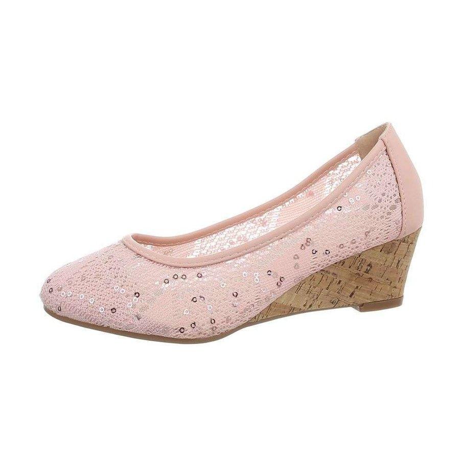dames pumps roze 330