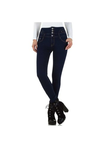 Neckermann dames jeans navy KL-J-D1931
