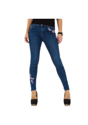 Neckermann Damen Jeans blau KL-J-3D256