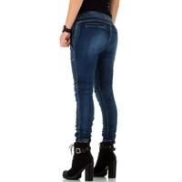 Damen Jeans - blau