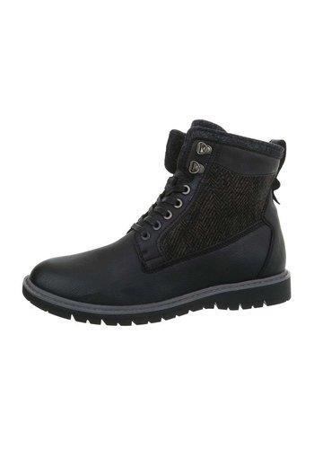 Neckermann heren boots zwart EL0617