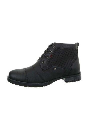 Neckermann heren schoenen zwart EL0602