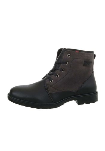 Neckermann heren boots zwart EL0569