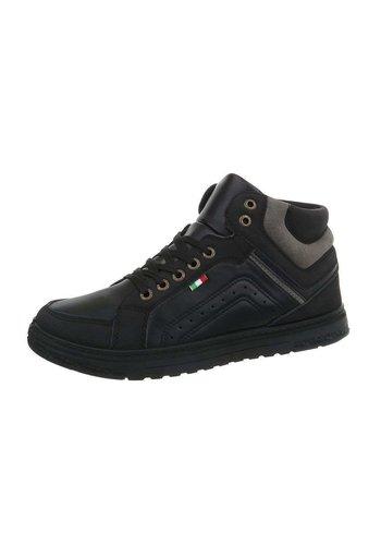 Neckermann Heren veiligheidschoenen zwart B127