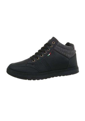 Neckermann Heren veiligheidschoenen zwart B126