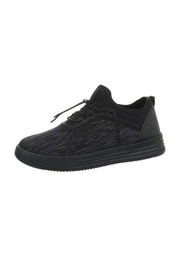 Neckermann Chaussures de sécurité pour hommes noir B123