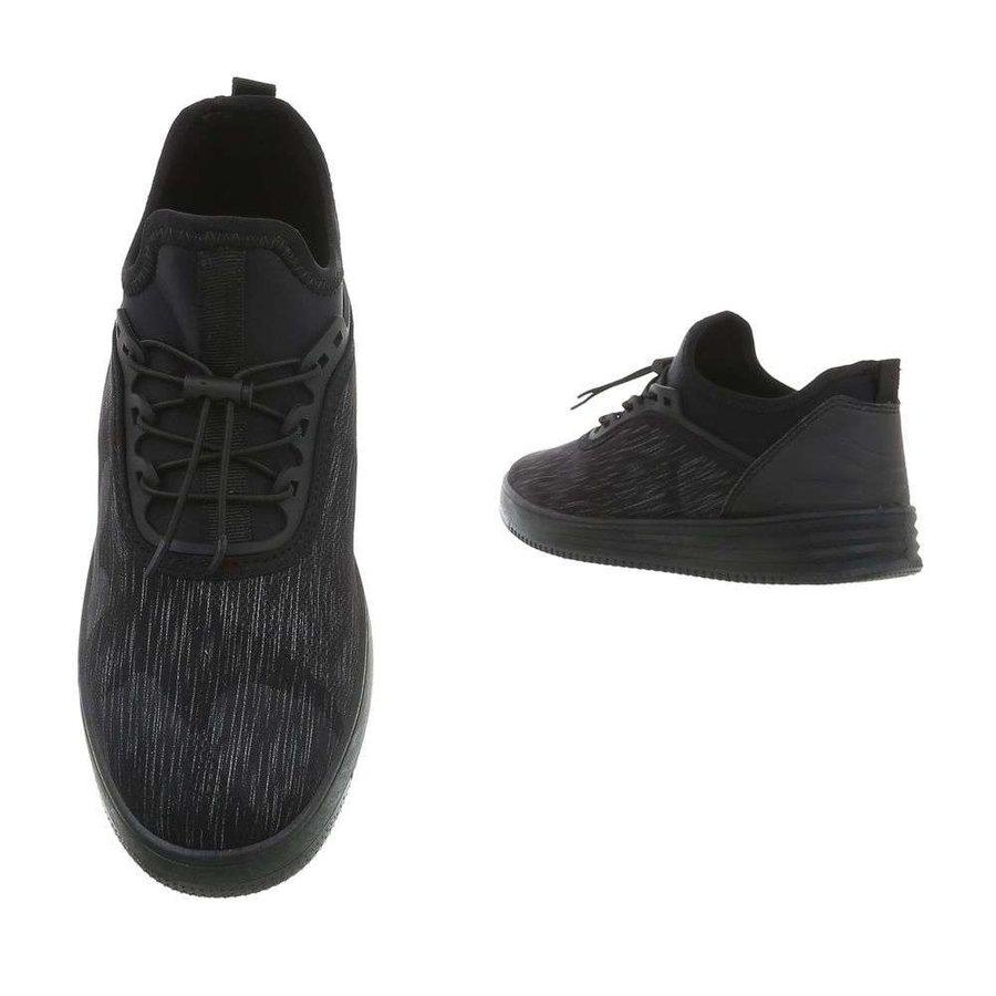 Chaussures de sécurité pour hommes noir B123