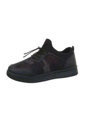 Neckermann heren schoenen zwart B122