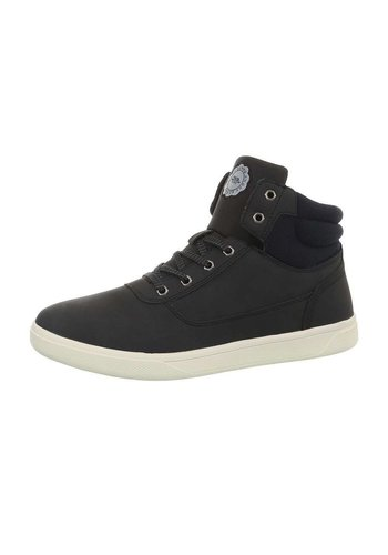 Neckermann heren schoenen zwart 8821