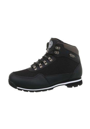 Neckermann chaussures de sécurité pour hommes noir 8813