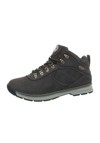 Neckermann Chaussures de sécurité pour hommes gris 2613