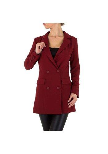 Neckermann veste femme rouge foncé KL-JW549