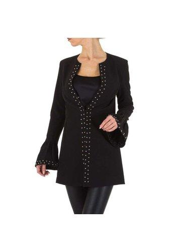 Neckermann veste femme noire KL-WJ-8177