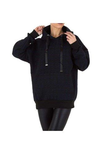 Neckermann dames sweater navy KL-WJ-8126