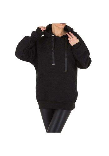 Neckermann Damen Sweatshirt - black