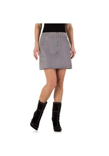 Neckermann dames jurk grijs KL-WJ-8037
