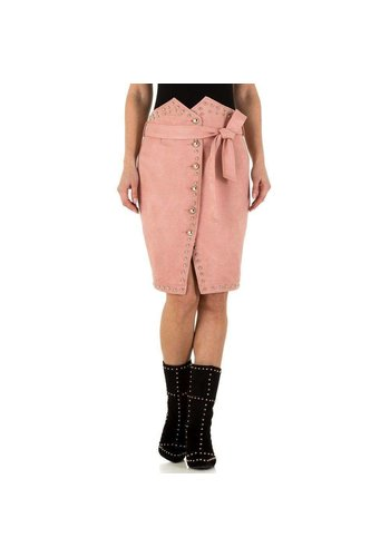 Neckermann dames rok roze KL-MU-1019