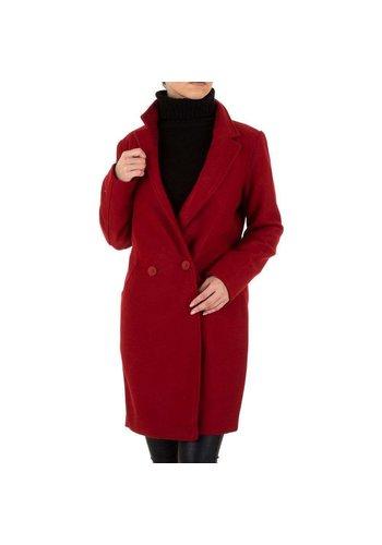 SHK PARIS veste femme vin rouge KL-Y-28