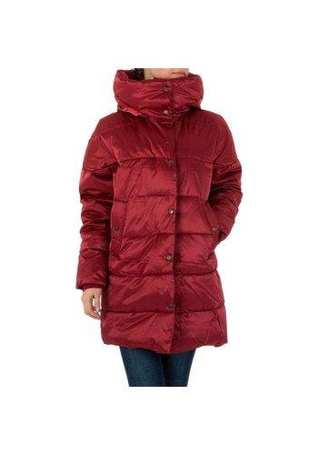 Neckermann veste femme vin rouge KL-WS-985