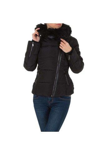 Neckermann veste femme noire KL-JR-202