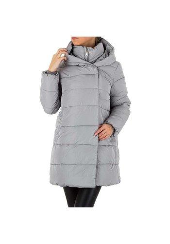 Neckermann Veste hiver femme grise KL-JR-207