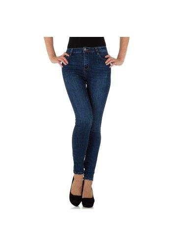 Neckermann dames jeans blauw KL-J-T796