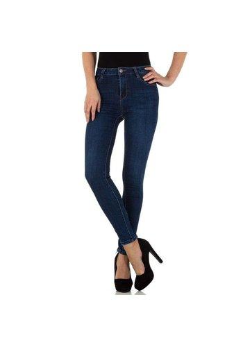 Neckermann dames jeans blauw KL-J-T795