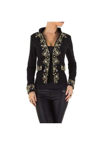 Neckermann veste femme noire KL-JW353