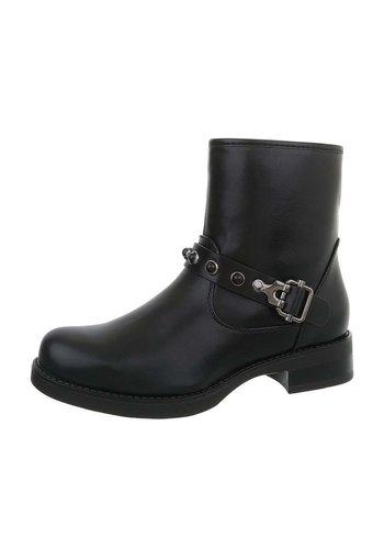 Neckermann Damenstiefel schwarz 3156