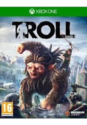 XBOX ONE Troll und ich - Xbox One