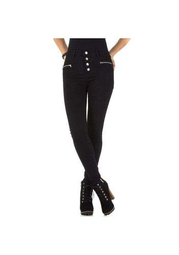 Neckermann dames jeans zwart KL-J-3D132