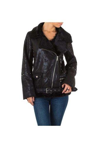 Neckermann veste femme noir KL-YU8016