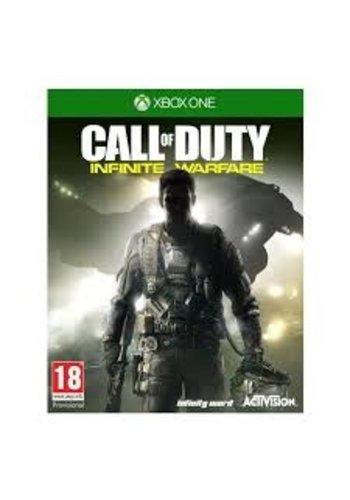 XBOX ONE Call of Duty: Infinite Warfare - Inclut la carte du terminal - Xbox One