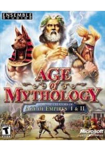 PC Game Age Of Mythology - Gold - PC