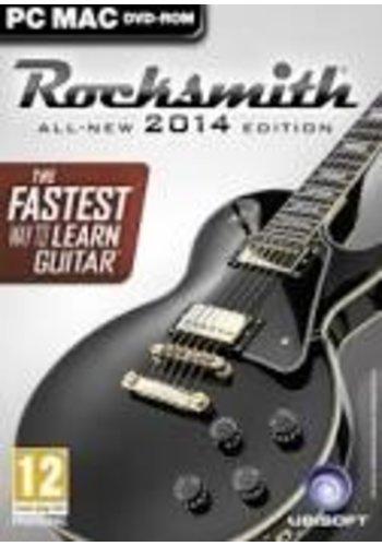 PC Game Rocksmith 2014 + Câble de tonalité réelle
